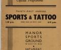 WSC Sports & Tattoo Cover