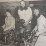 Jan, Tim & Dave Rudwick