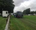 Steam event at Singleton