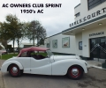 AC Owners Club Sprint at Goodwood