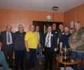 Committee and club members