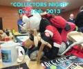 Collecters Night Dec 2013