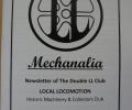 Mechanalia Number 211, Jan/Feb 2013