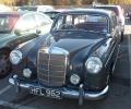 Mercedes at Midhurst