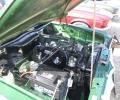Vauxhall Magnum engine bay