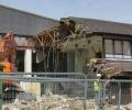 The Demolition of The Grange Centre, Midhurst.