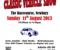 West Bershire Event Flyer